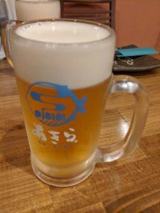 海鮮×炭焼 あきら 開店のお知らせ